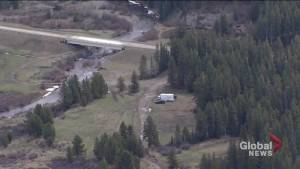 Calgary police find new evidence near Waiparous in 2016 homicide investigation