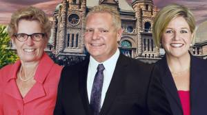 Who's leading in the polls ahead of Ontario's election?