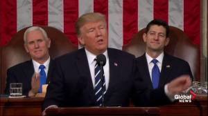 Trump Congress Speech: Trump outlines plan to repeal and replace Obamacare