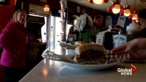 Extreme cold prompts creative deal at Calgary burger shop