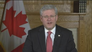 Canada Day message from Prime Minister Stephen Harper