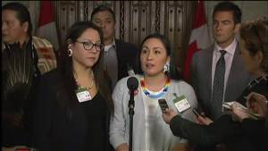 Family of Colten Boushie praises 'productive' meeting with Prime Minister Justin Trudeau