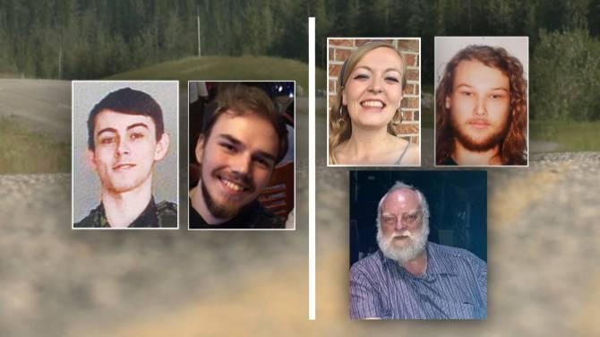 RCMP investigating photos of B.C. murder suspects, Nazi paraphernalia