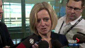 Alberta premier ready for first ministers meeting