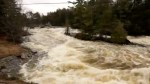 Swollen rivers in Central Ontario continue to raise flooding concerns