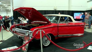 Draggins turn wrenches to restore classic car up for raffle