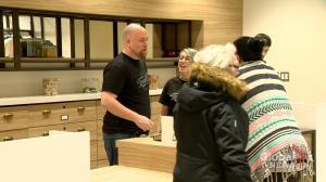 Major pot retailer opens in Regina