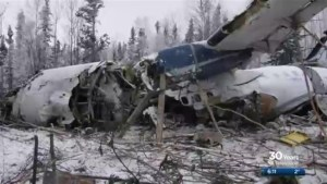 TSB searching for clues into cause of northern Saskatchewan plane crash