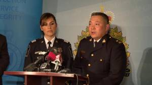 'Don't touch it': RCMP on carfentanil