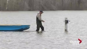 New Brunswick prepares for the possibility of extreme flooding this weekend