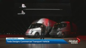 Tesla truck promises revolution