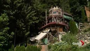 Dealing with hoarding in Deep Cove