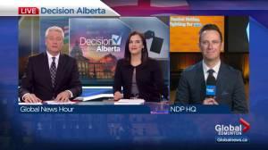 Calgary poses challenge for Alberta NDP leader Rachel Notley (01:20)