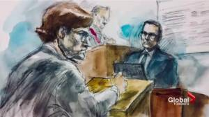 Cross examination continues at the Laura Babcock murder trial