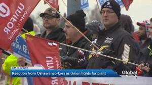 As union meets with GM, Oshawa workers express uncertainty and feelings of betrayal