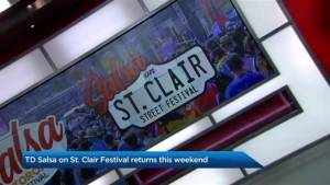 Salsa on St. Clair returns