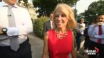 Kellyanne Conway mum on whether President Trump has confidence in Jeff Sessions