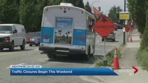 Residents bracing for First Avenue closure