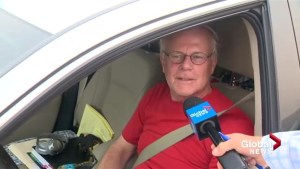 Waterton evacuee says crews are doing a great job