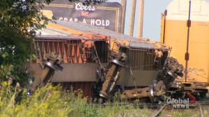 Latest Calgary train derailment has businesses concerned about safety