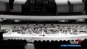 Tommy Banks reflects on Winspear's 20-year milestone
