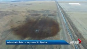 Nebraska to rule on Keystone XL pipeline