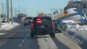 Alberta drivers continue to be distracted