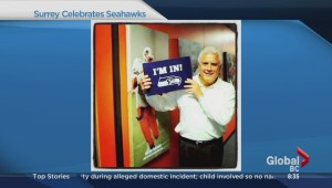 Seahawks Super Bowl events in BC