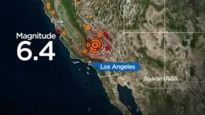 "California earthquake renews fears of ""the Big One"""