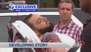 Suspect in custody after bombs in New York, New Jersey