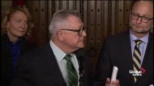 Goodale calls legislation to improve correctional system 'world leading'