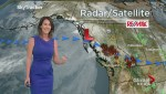 BC Evening Weather Forecast: Aug 15