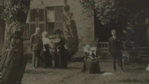 100 year old photograph found and returned to the family