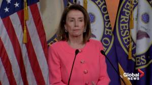 Nancy Pelosi says Barr lied to Congress during testimony on Mueller report – 'that's a crime'