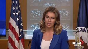 U.S. State Department spokesperson calls China 'thuggish regime'