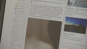 Victoria mayor calls it quits on Facebook