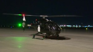 Taxpayer-funded Winnipeg police chopper used for film shoot