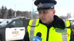 OPP speak about multi-car crash on 401, remind people to 'drive to the weather'