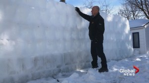 Outdoor Brossard 'man cave' deemed illegal