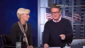 Donald Trump engages in heated debate on 'Morning Joe' over plan to ban all Muslims