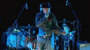 Ont. bill seeks to create poet laureate role in honour of Gord Downie