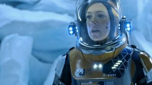 Molly Parker on 'Lost in Space' reboot