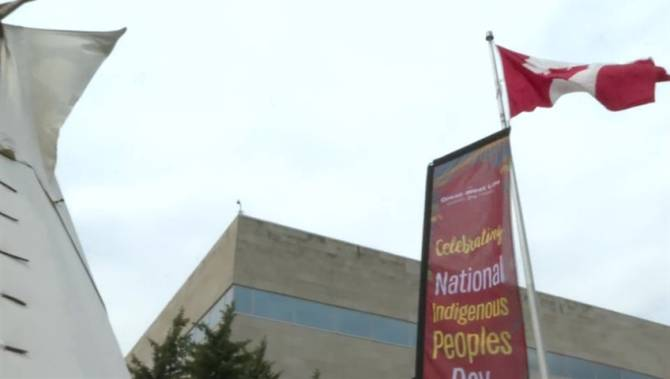 Winnipeg celebrates National Indigenous Peoples Day
