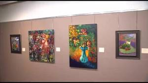 All-members exhibit on display at Kawartha Artists' Gallery and Studio (01:31)