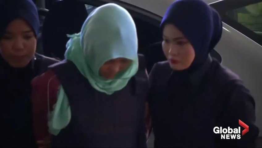 Malaysia frees Vietnamese woman accused in killing of North Korean leader's half-brother
