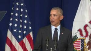 Obama finally breaks silence, launches attack on Trump