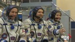 New ISS crew ready for launch after rocket failure