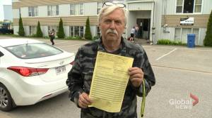 Residents of Miramichi apartment building forced out of their homes