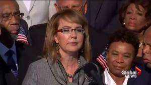 Gabrielle Giffords implores Congress to be 'courageous' on gun control reform