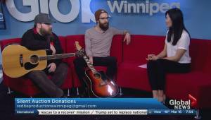 Winnipeg's 5th Annual 90s Tribute Show supports local charities (05:30)